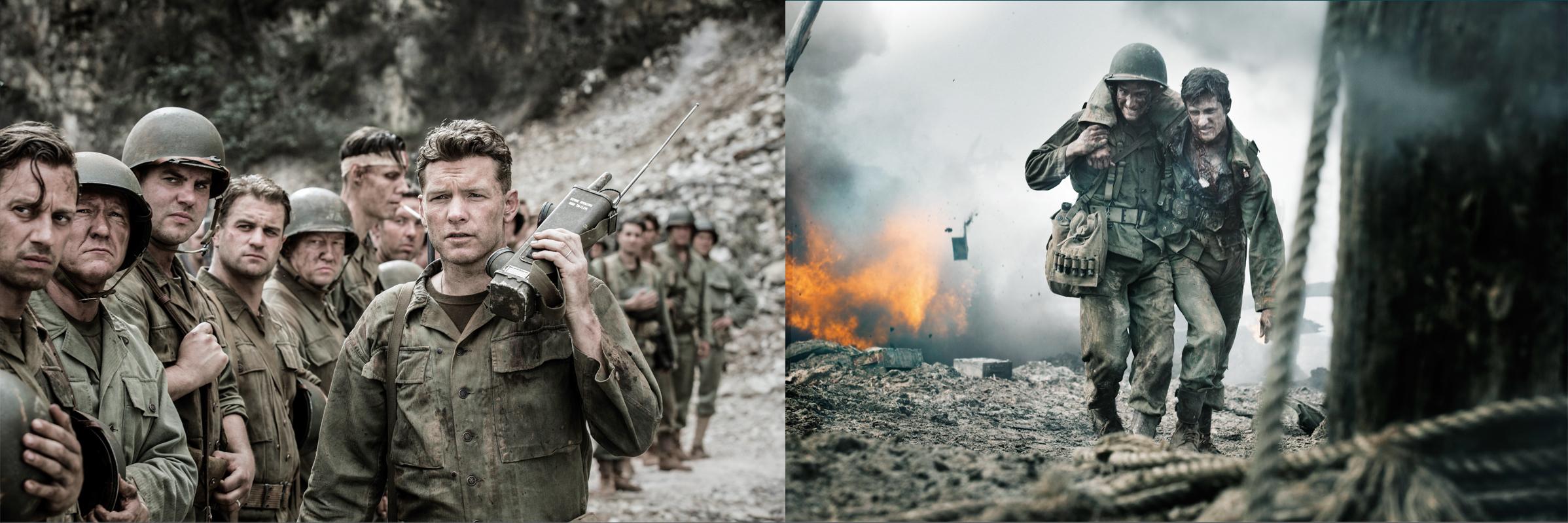 日本の戦争映画『ハクソー・リッジ』