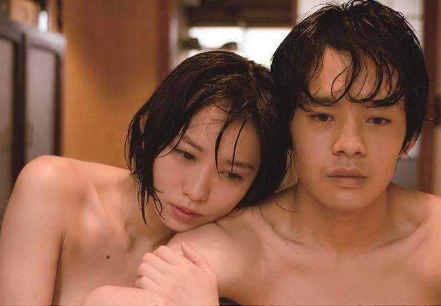 濡れ場がエロい映画8『海を感じる時』