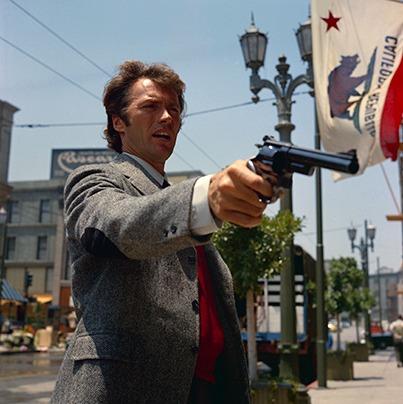 銃が登場するガンアクション映画