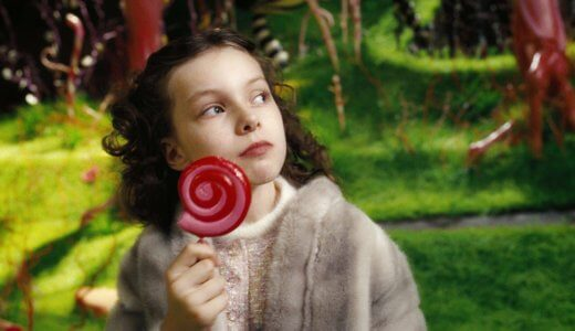 映画 チャーリーとチョコレート工場