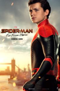スパイダーマン:ファー・フロム・ホーム