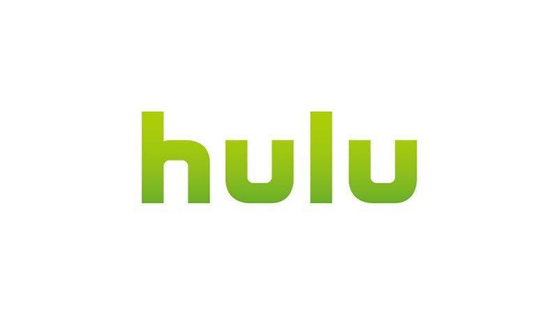 洋画配信サービス2位 huluのロゴ