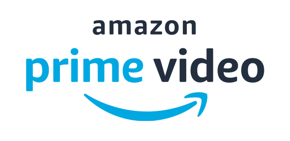 洋画配信サービス3位 amazon prime videoのロゴ