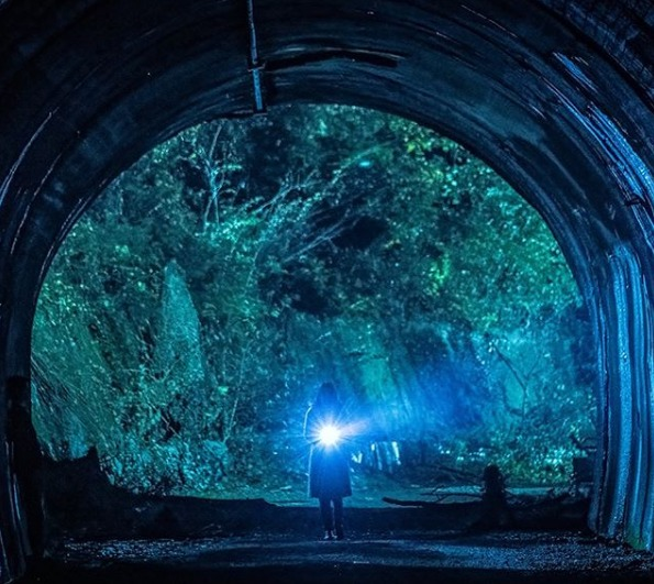 犬鳴村 旧犬鳴トンネル