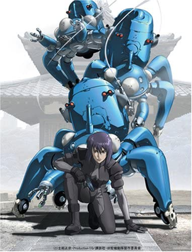 おすすめアニメ20『攻殻機動隊 STAND ALONE COMPLEX』