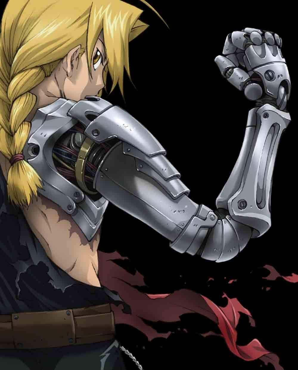 おすすめアニメ14『鋼の錬金術師』