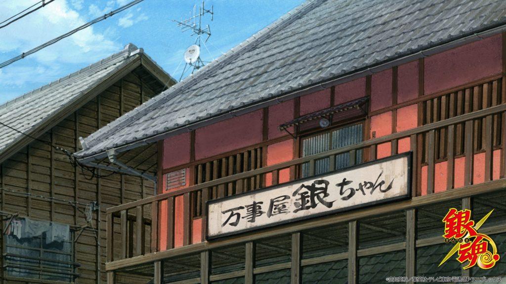 おすすめアニメ27『銀魂』