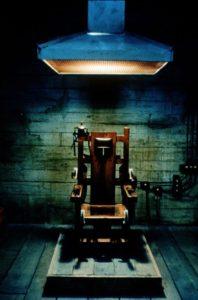 グリーンマイル 電気椅子