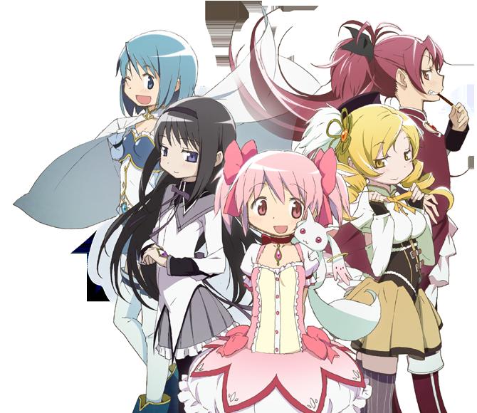 おすすめアニメ④『魔法少女まどかマギカ』