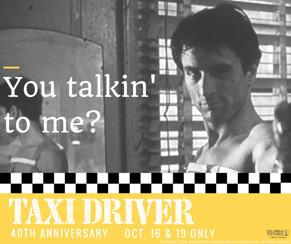 タクシー・ドライバー