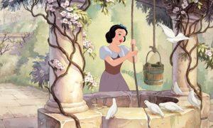 白雪姫 ディズニー