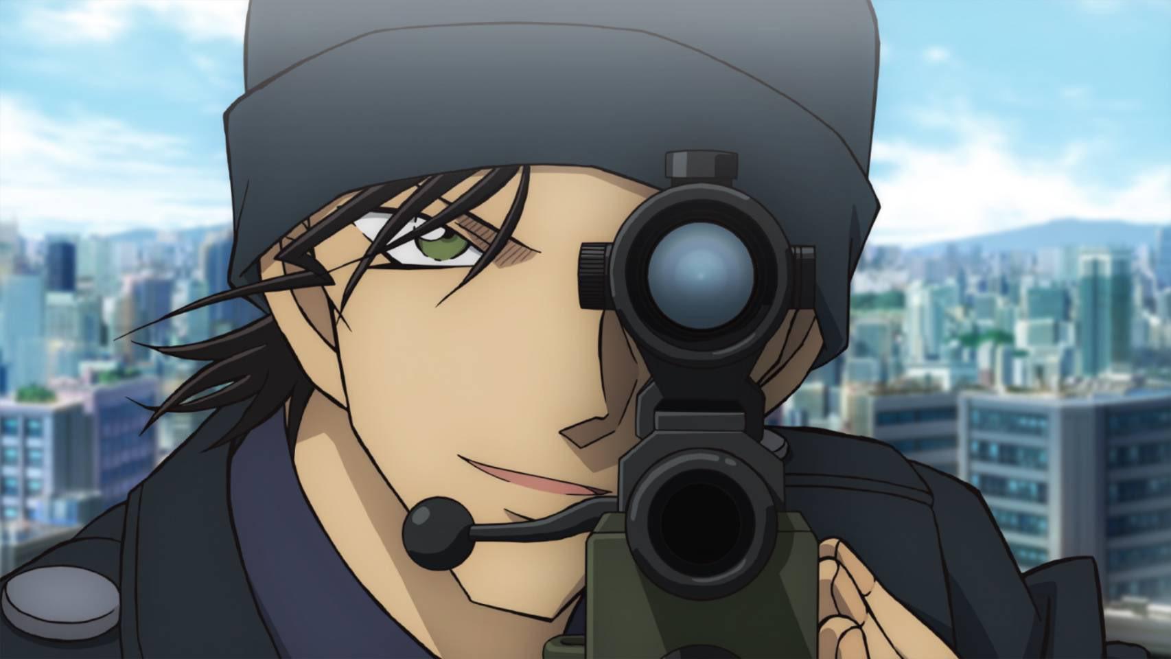 名探偵コナン緋色の弾丸 ネタバレ