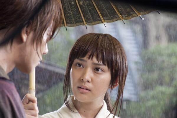 映画『るろうに剣心』 薫と剣心の関係