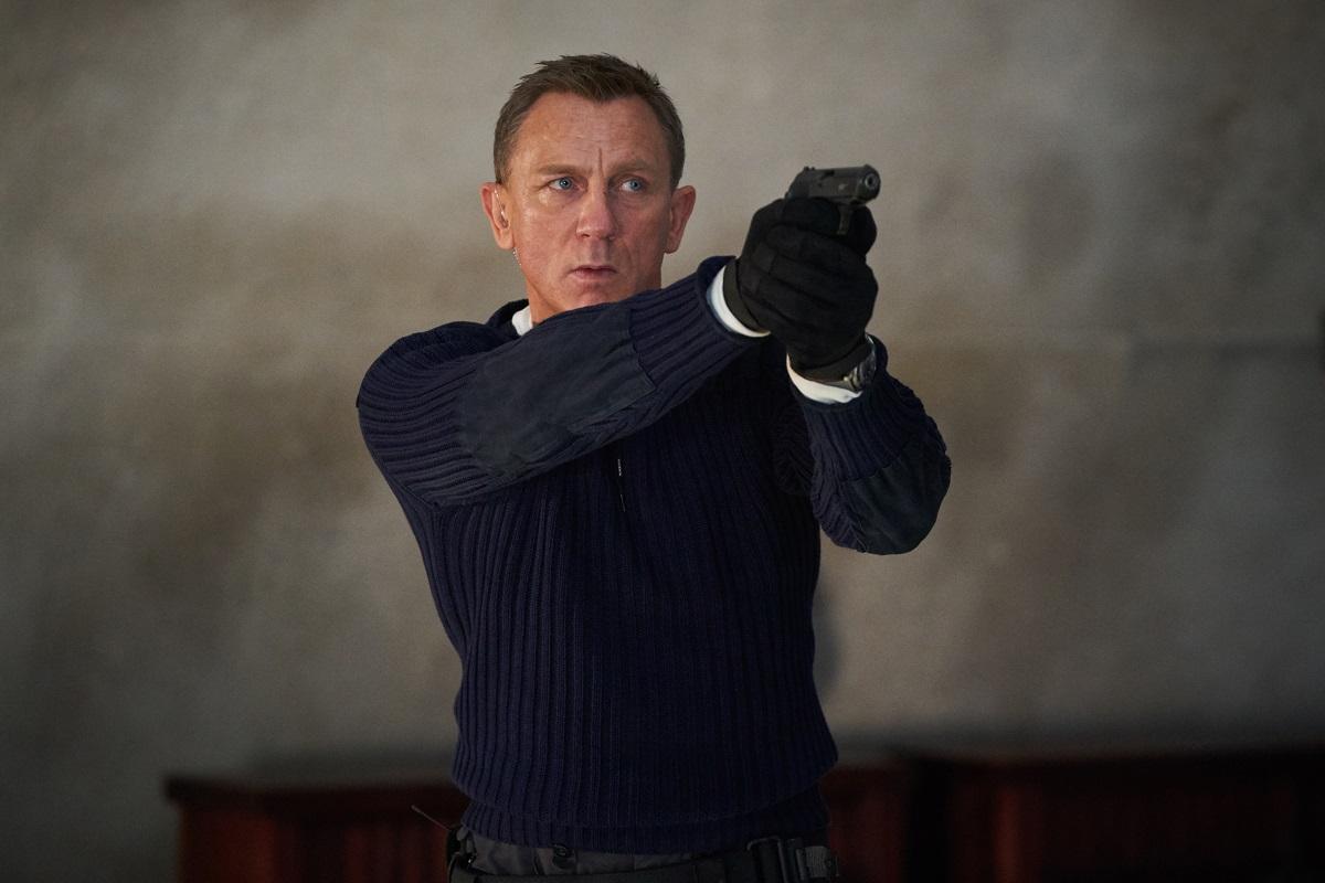 映画『007/ノー・タイム・トゥ・ダイ』公開記念!ダニエル・クレイグのドキュメンタリー放送が決定